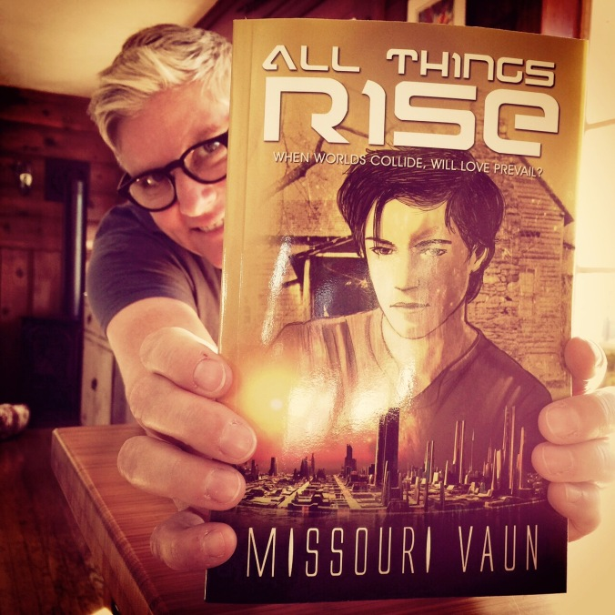 Missouri Vaun and All Things Rise