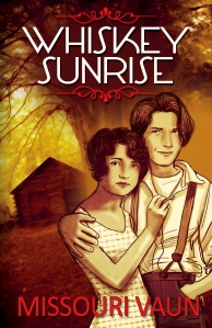 Whiskey Sunrise book cover.