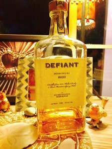 Defiant bottle