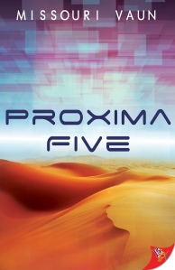 Cover of Proxima Five