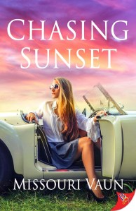 Chasing Sunset book cover
